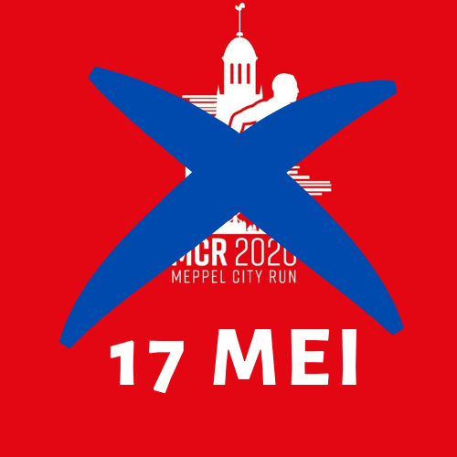 Annulering Meppel City Run 17 mei 2020